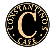 Two Color Logo - Constantino's Cafe